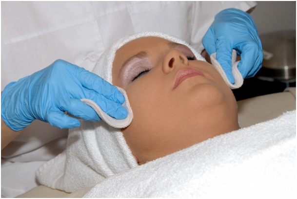Chemical Peels Helping Acne