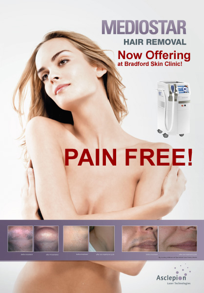mediostar hair removal